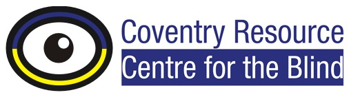 Coventry Resource Centre for the Blind logo